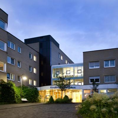 Kinderkrankenhaus Amsterdamerstraße