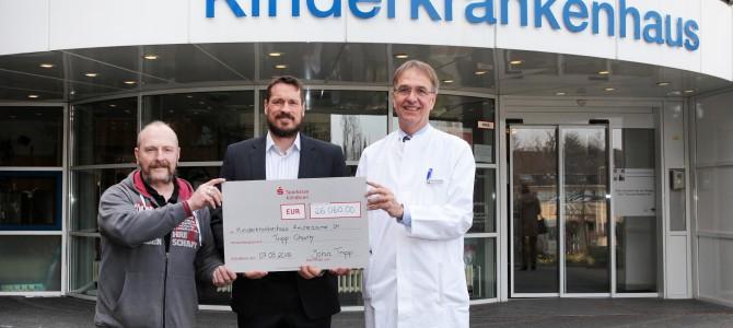 Pressarbeit für die Kliniken der Stadt Köln