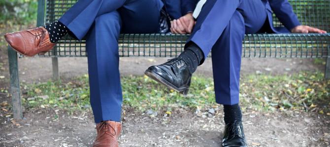 …entspannte Hochzeit im Schrebergarten…