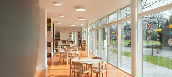 Auftragsarbeit – Kliniken der Stadt Köln –  Spielewelt Kinderklinik Amsterdamer Straße