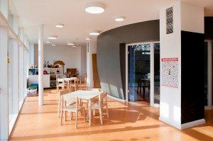 neue Spielewelt Kinderklinik Amsterdamer Straße